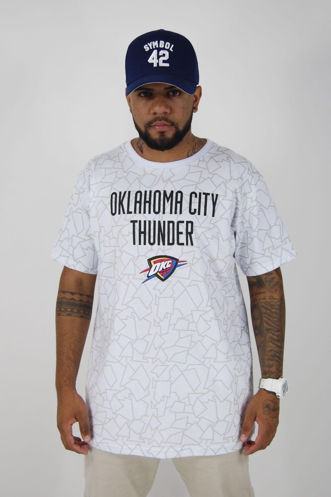 Camiseta NBA Oklahoma City Thunder NBA