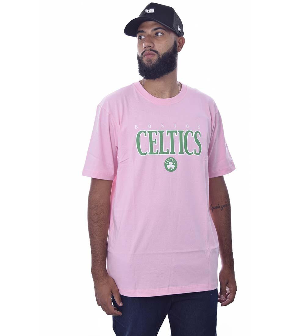 Camiseta New Era Boston Celtics