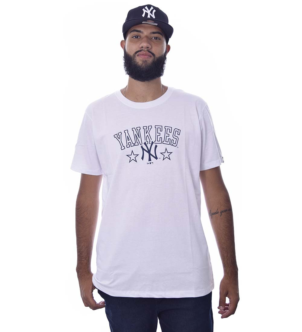 Camiseta New Era NY Yankees