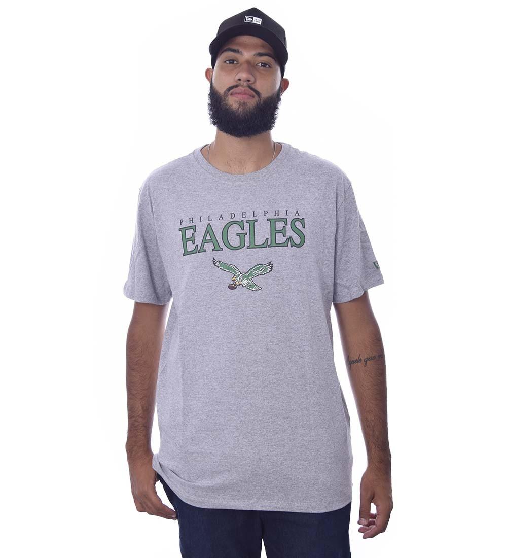 Camiseta New Era Philadelphia Eagles