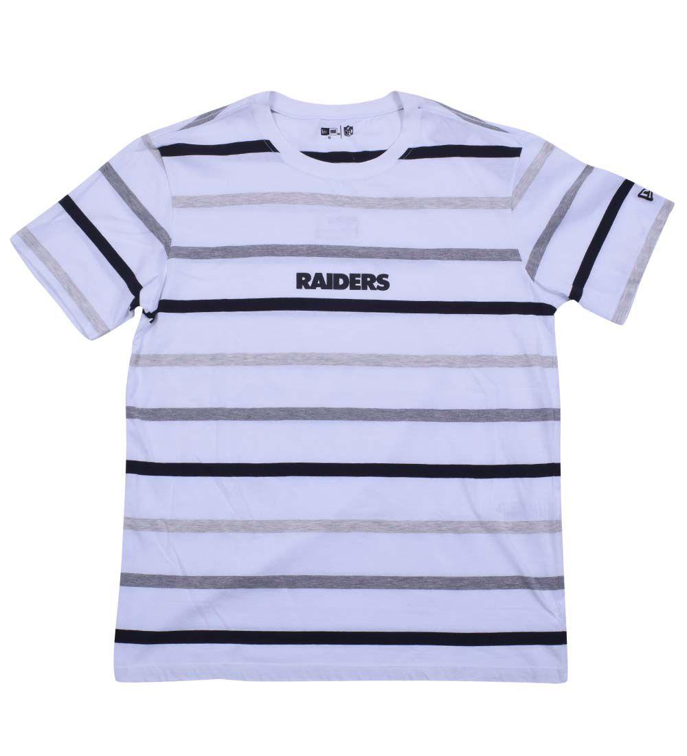 Camiseta New Era Las Vegas Raiders