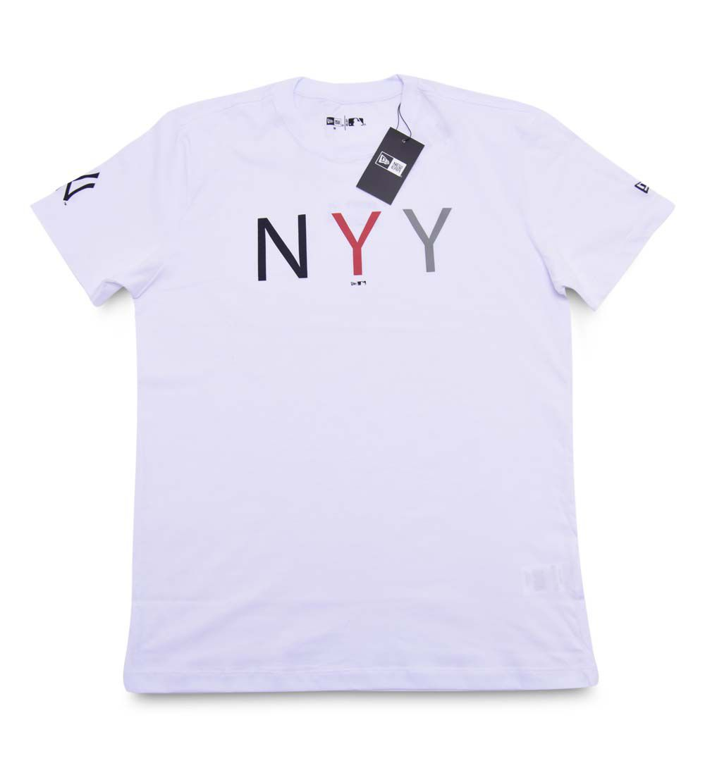 Camiseta New York Yankees Essentials NYY MLB New Era