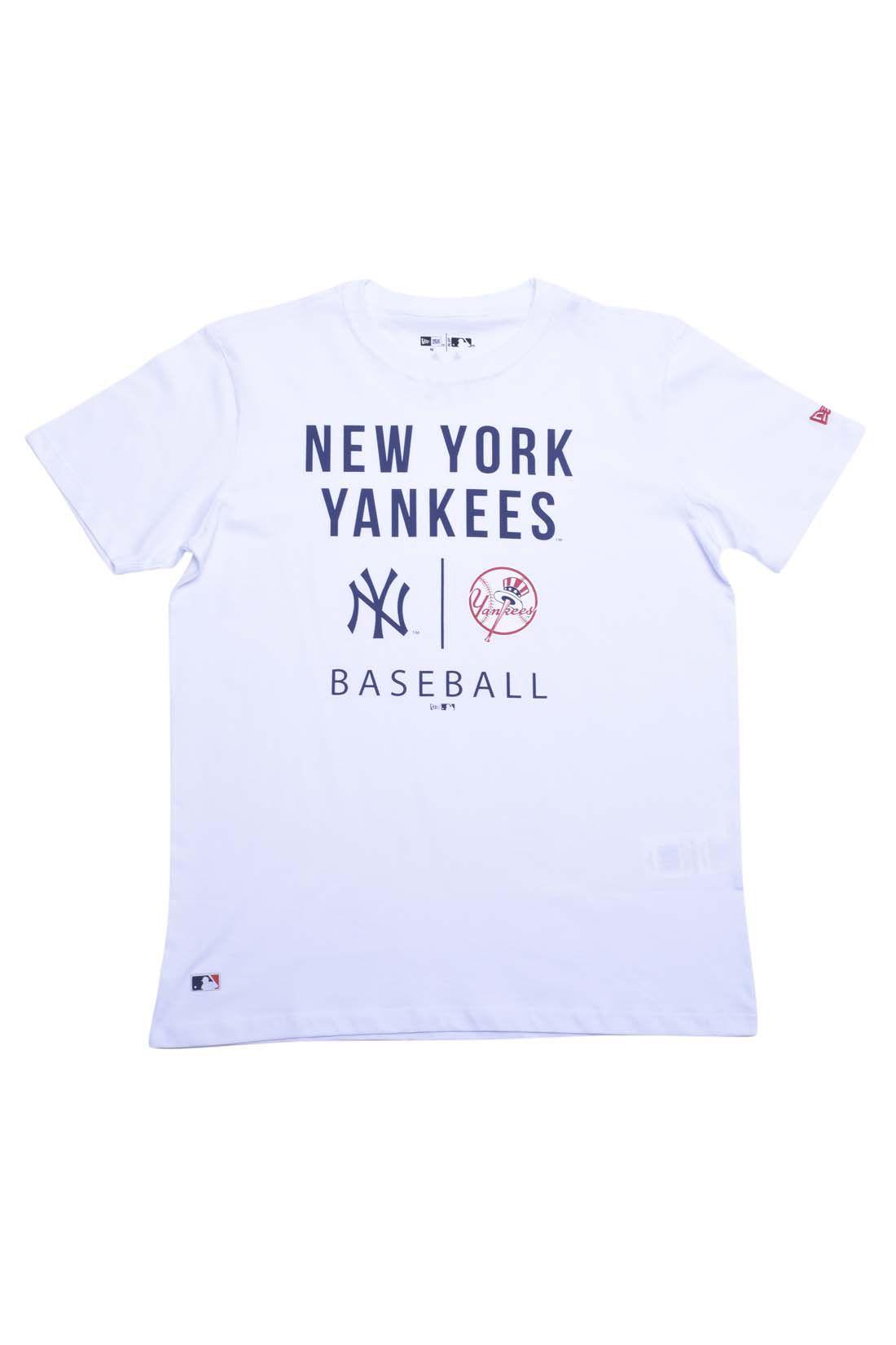 Camiseta  New York Yankees MLB New Era