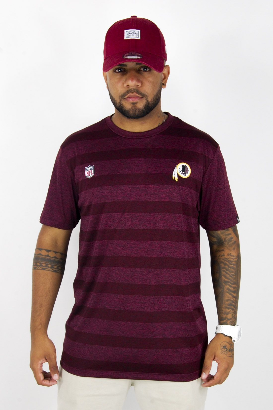Camiseta NFL Whashington Redskins
