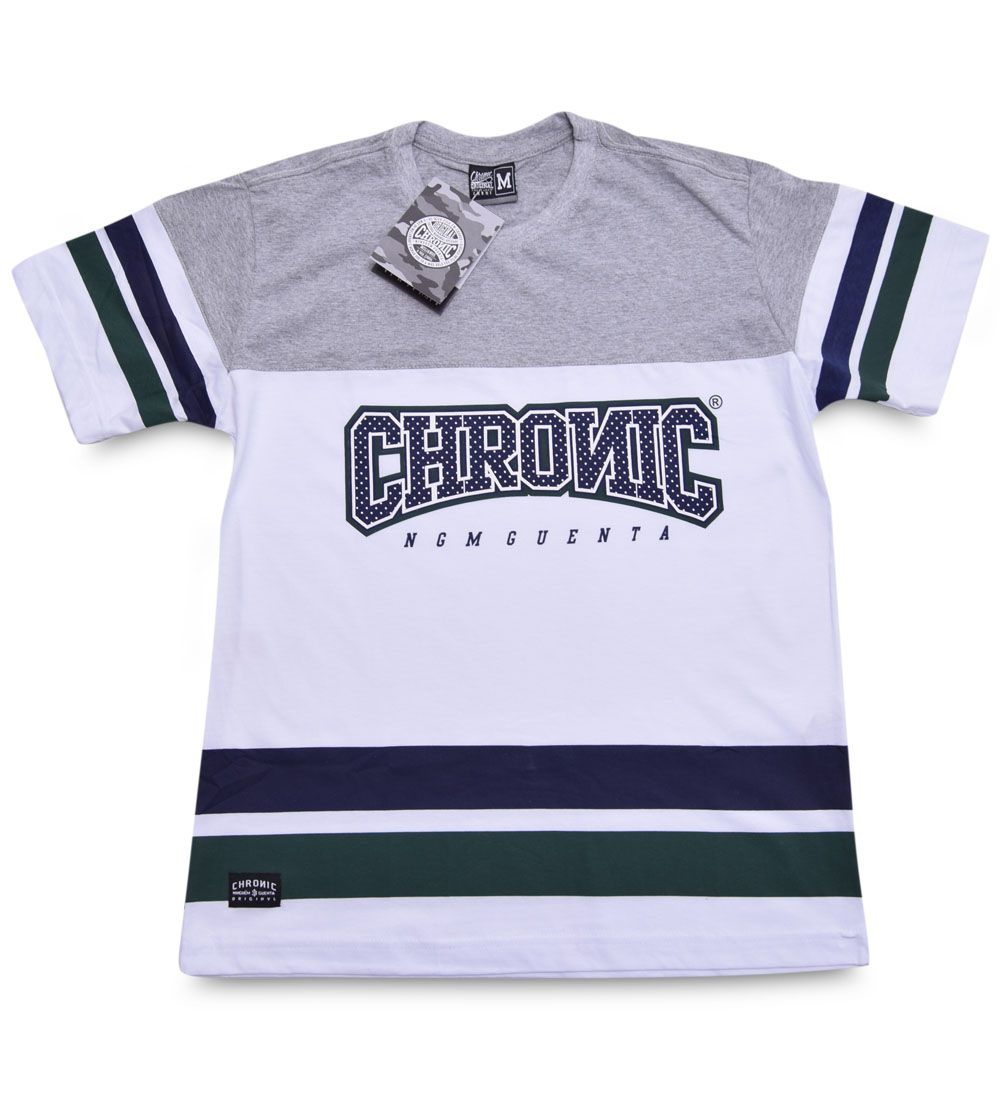 Camiseta NGM Chronic
