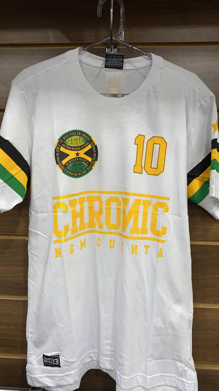 CAMISETA NGM GUENTA 2 CHRONIC