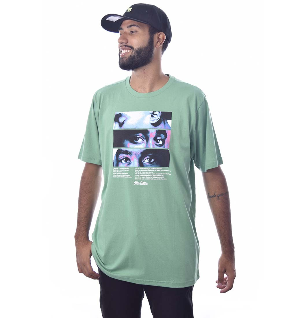 Camiseta Other Culture 2 pac