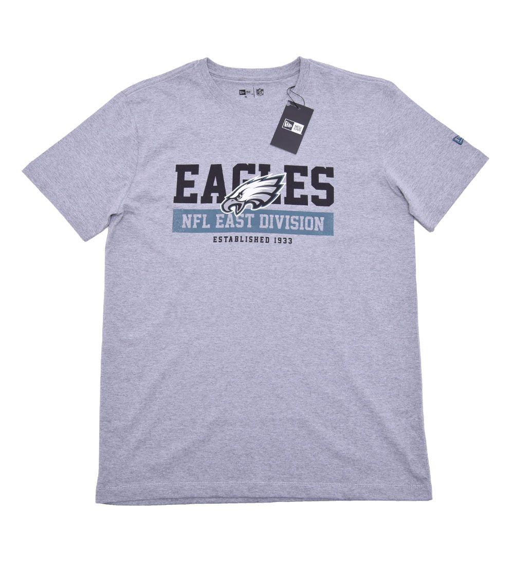 Camiseta Philadelphia Eagles Essentials Division NFL New Era