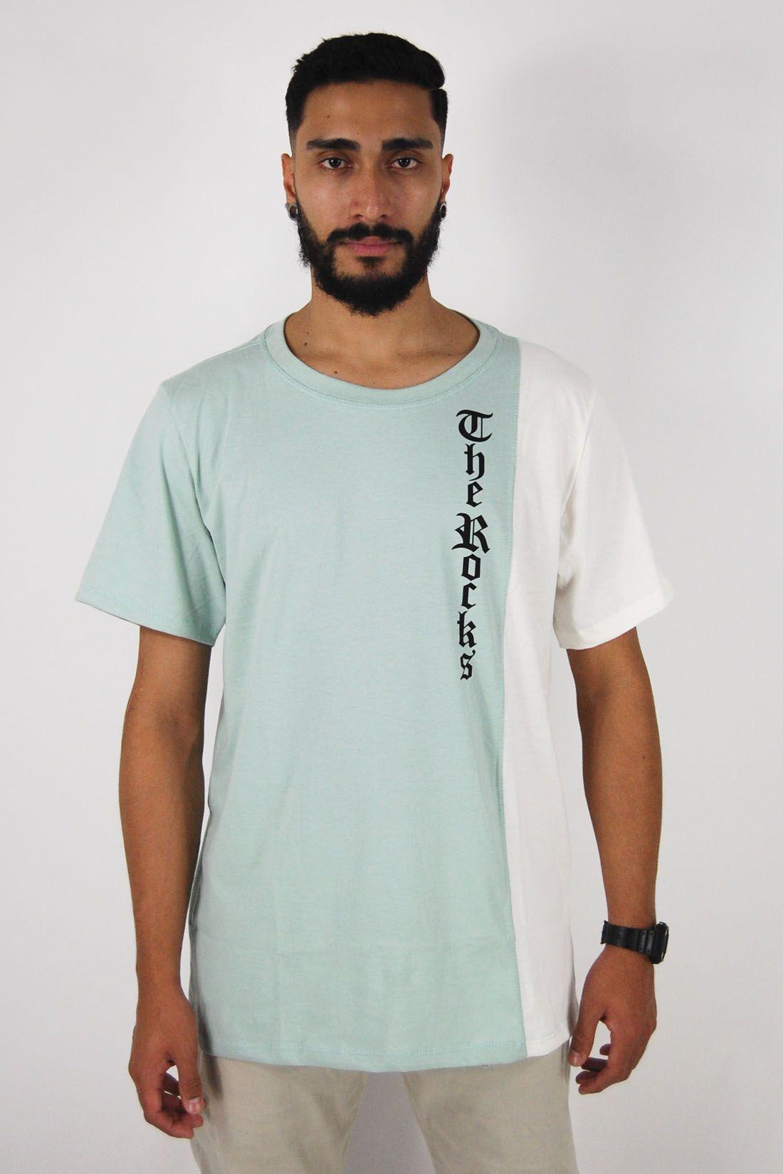 Camiseta The Rocks Recorte