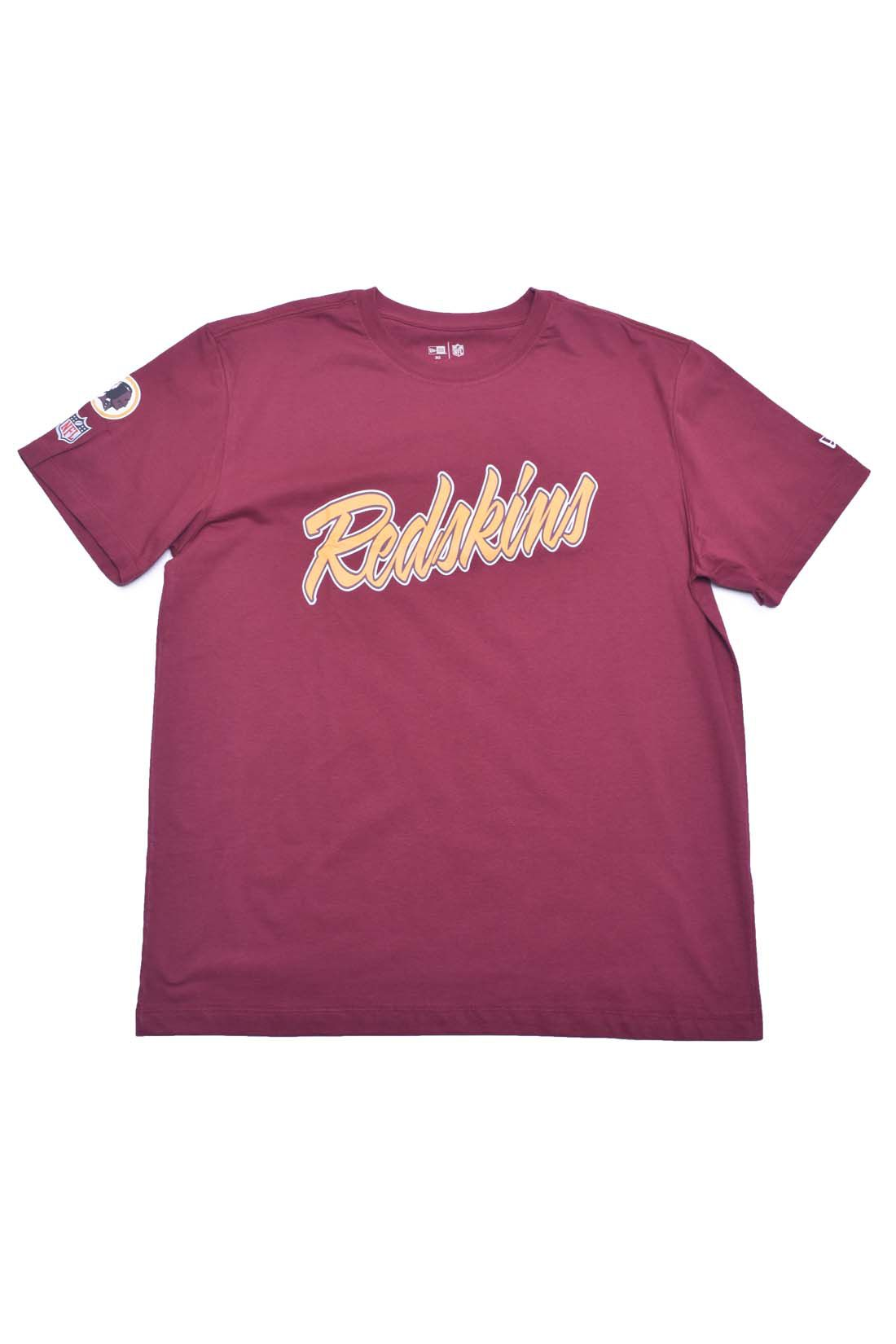 Camiseta Redskins NBA New Era