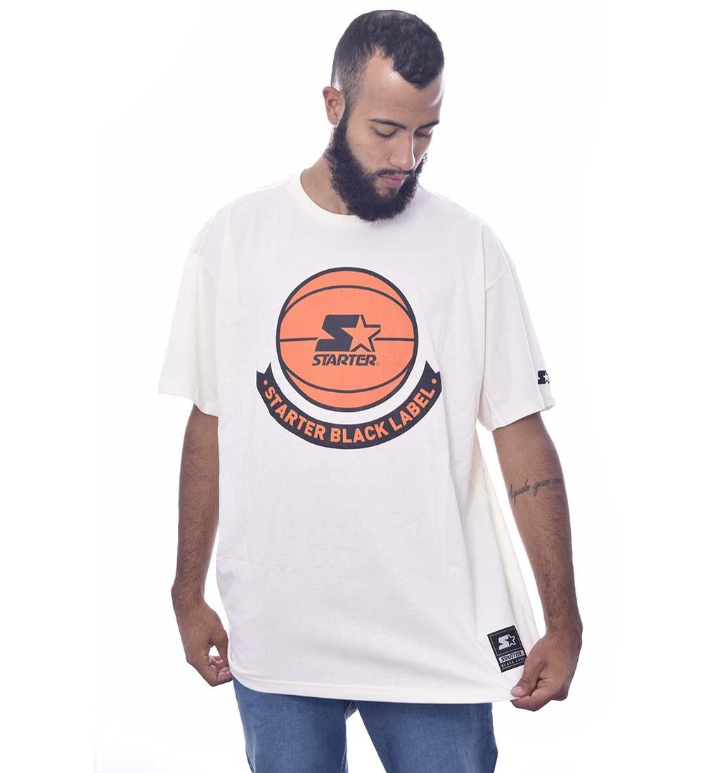 Camiseta Plus Size Starter Black Label