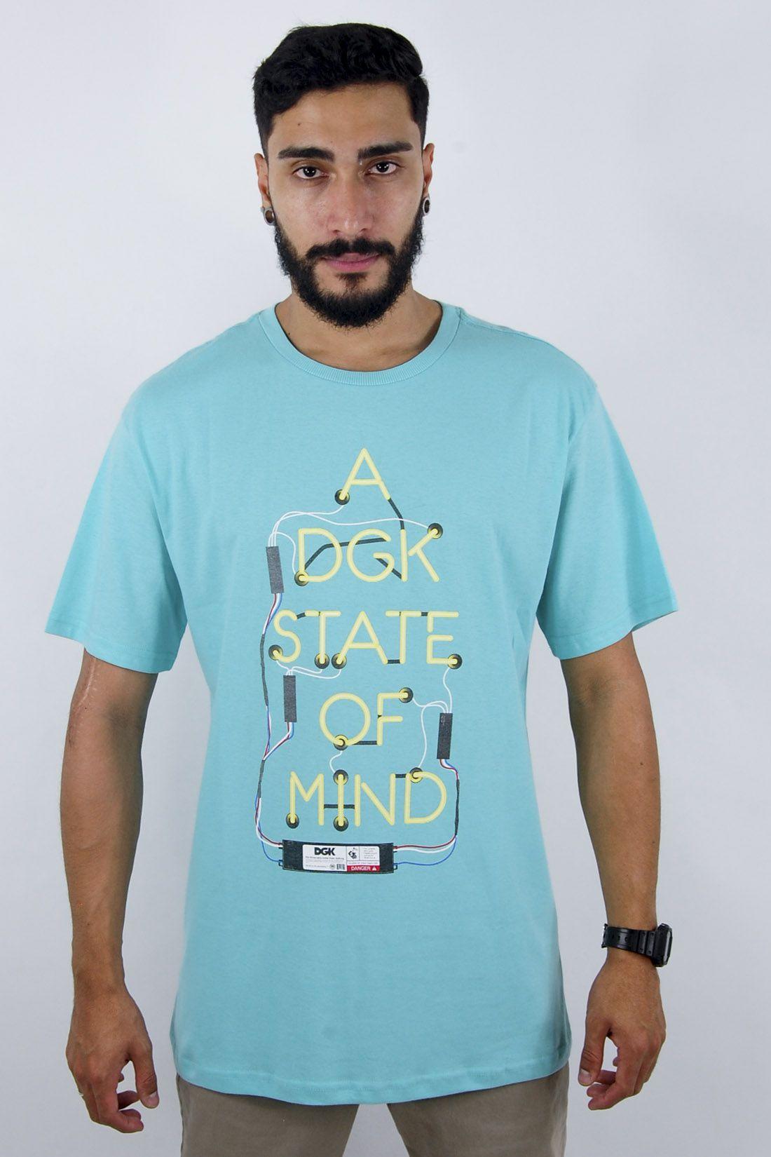 Camiseta State of Mind DGK