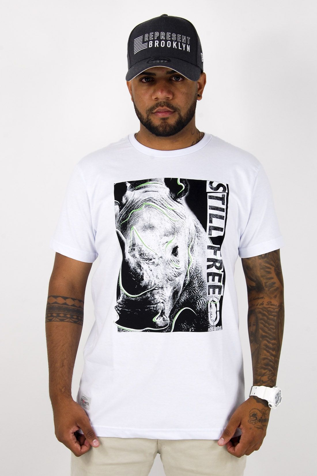 Camiseta Still Free Ecko Unltd