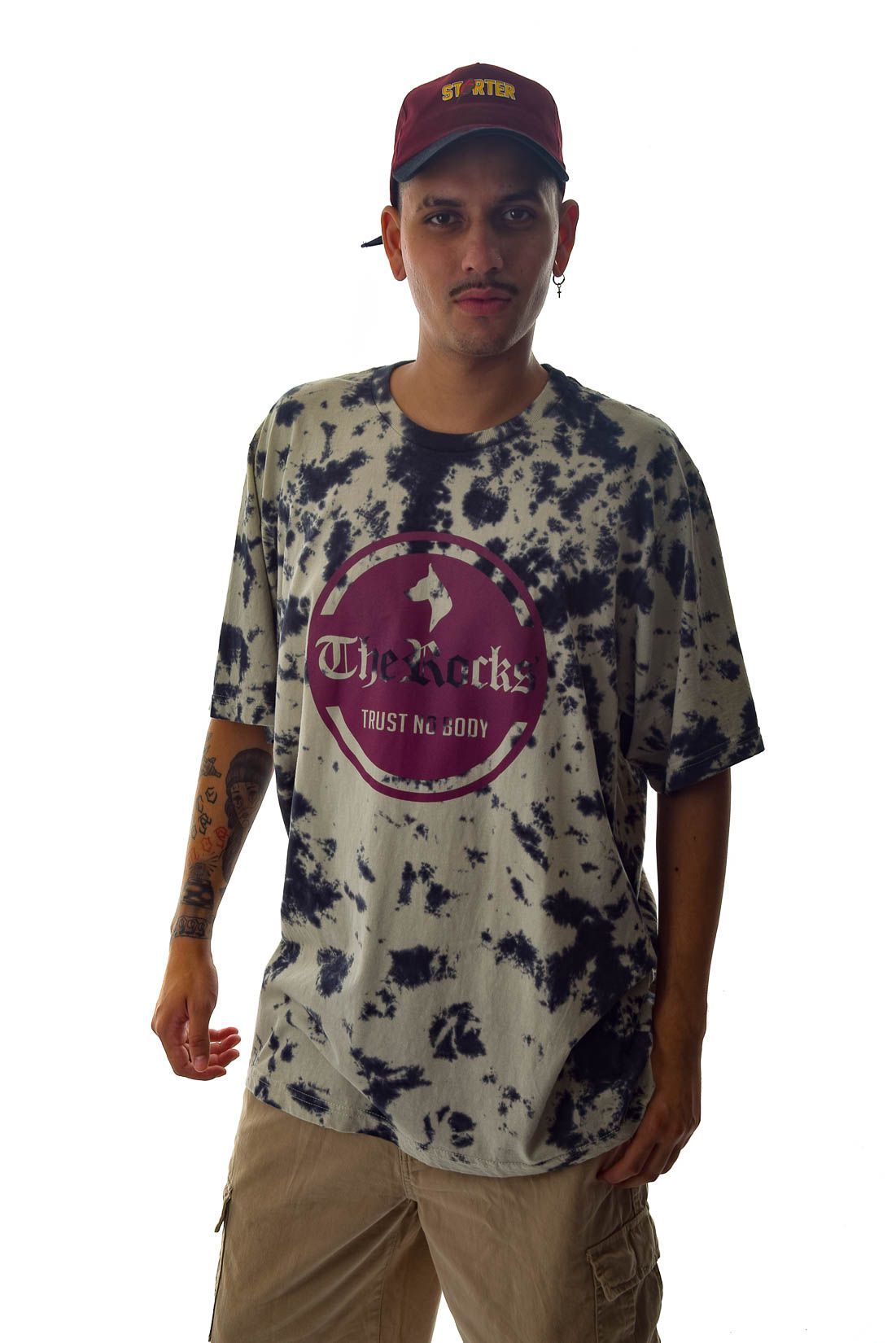 Camiseta Tie Dye The Rocks