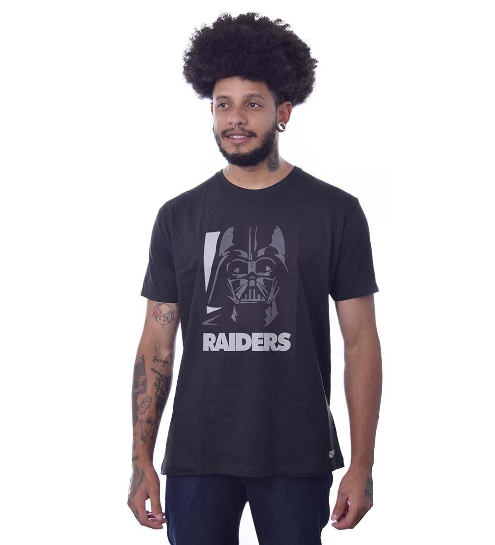 Camiseta Star Wars  Darth Vader Raiders