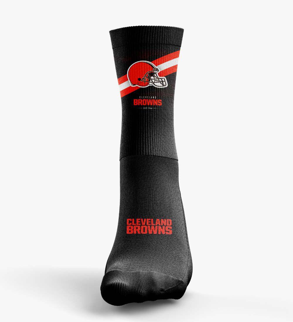 Meia NFL Cleveland Browns Cano longo