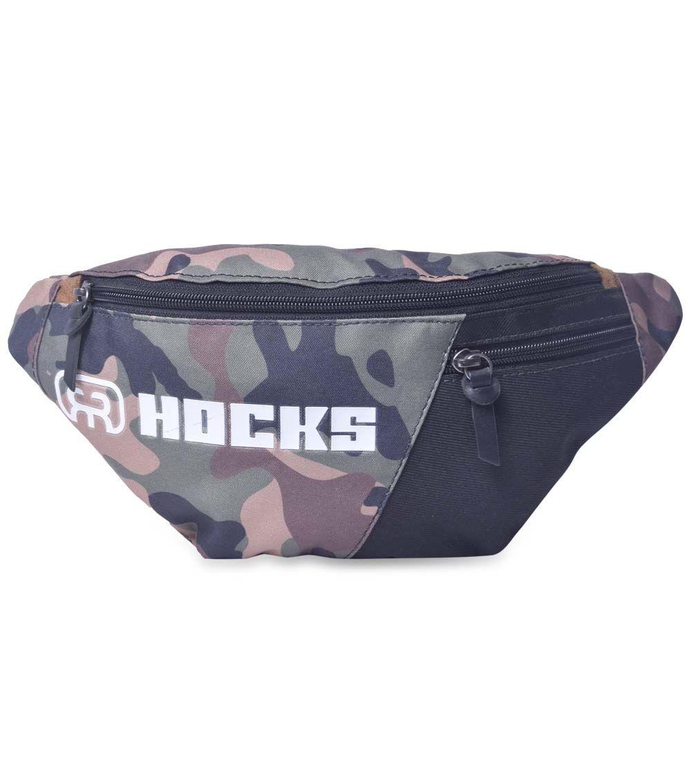 Pochete Big Camuflada Hocks