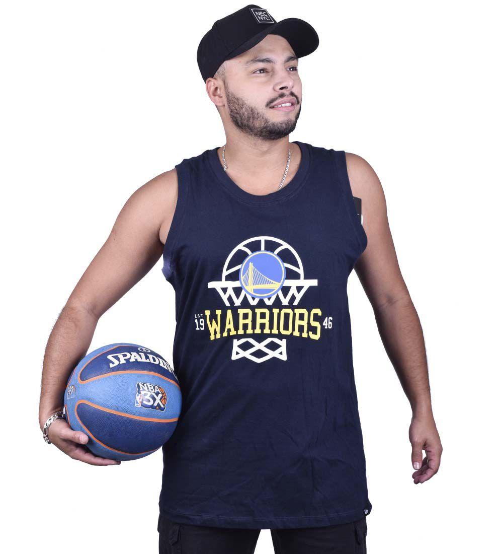 Regata Golden State NBA Essentials Sp New Era