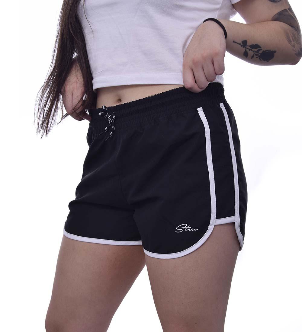 Shorts Stun Microfibra Feminino