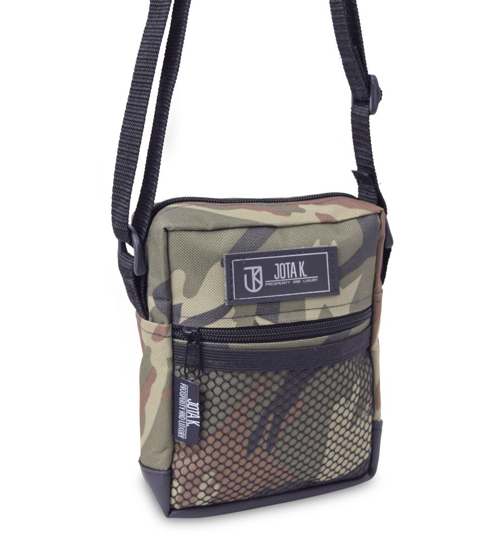 Shoulder Bag Camuflada  Jota k