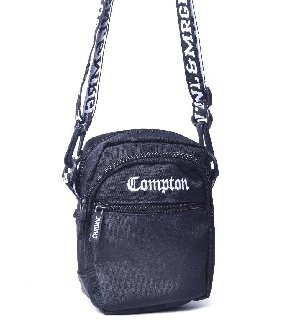 Shoulder Compton cordão branco Choronic