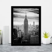 Quadro Decorativo 27x36 Empire States