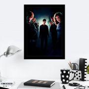 Quadro Decorativo 27X36 Harry Potter e a Ordem da Fênix
