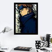 Quadro Decorativo 27x36 Pain Naruto