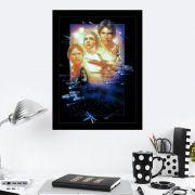 Quadro Decorativo 27X36 Star Wars Calender