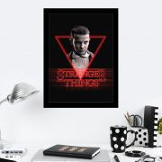 Quadro Decorativo 27x36 Stranger Things III