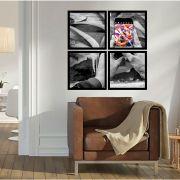 Quadro Mosaico 72x72cm Photo Smart Phone C/ Mold.
