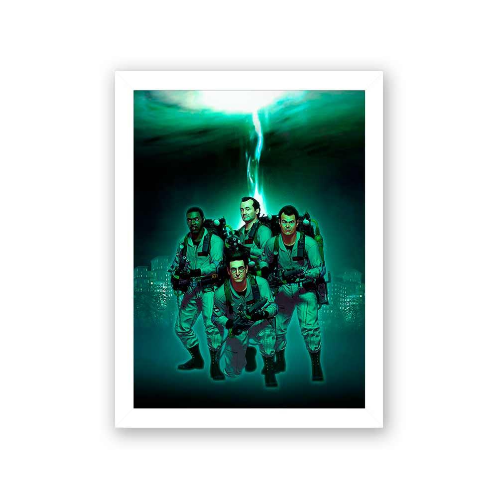 Quadro Decorativo 27X36 Ghostbusters