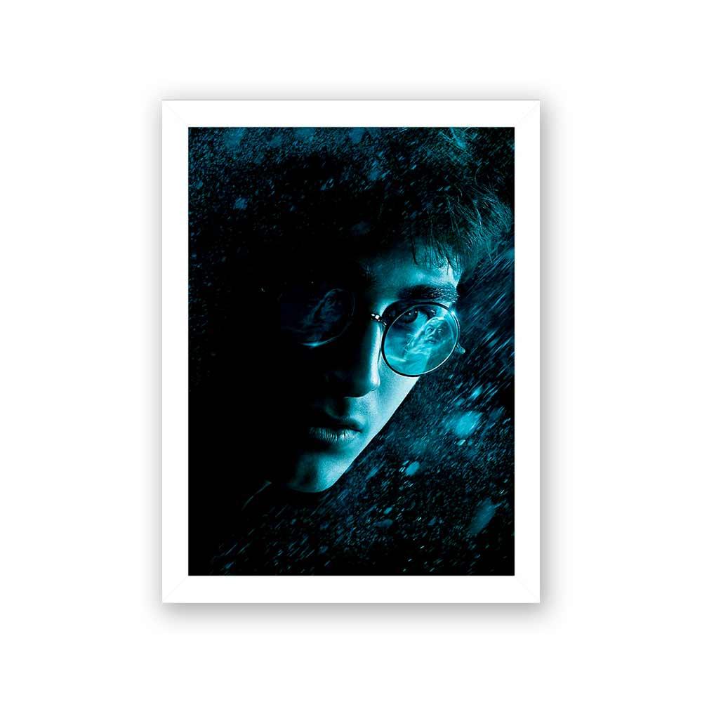 Quadro Decorativo 27X36 O Harry Potter