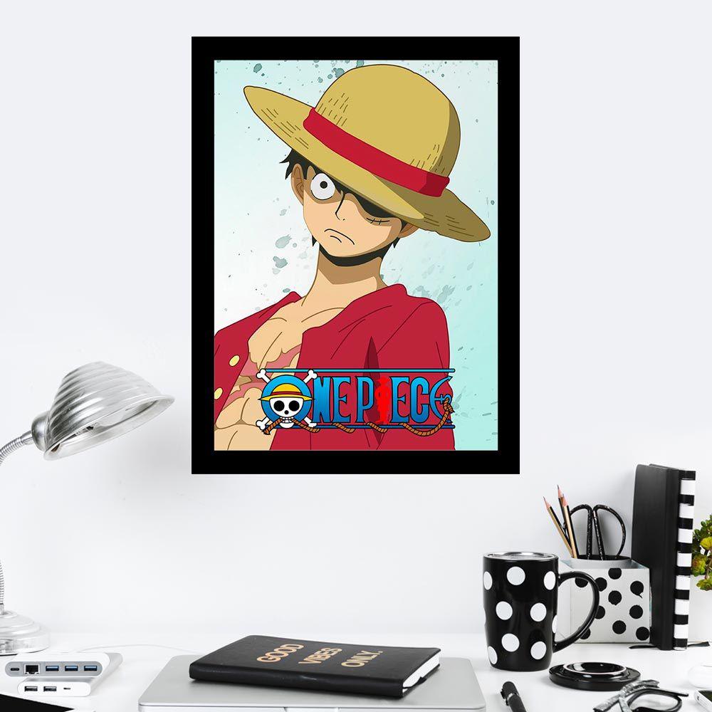 Quadro Decorativo 27x36 One Piece
