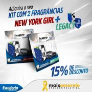 Kit New York Girl + Legacy Essence