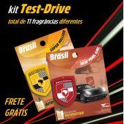 Kit Test-Drive 11 fragrâncias