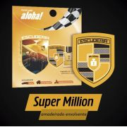 Perfume aloha Escuderia SUPER MILLION