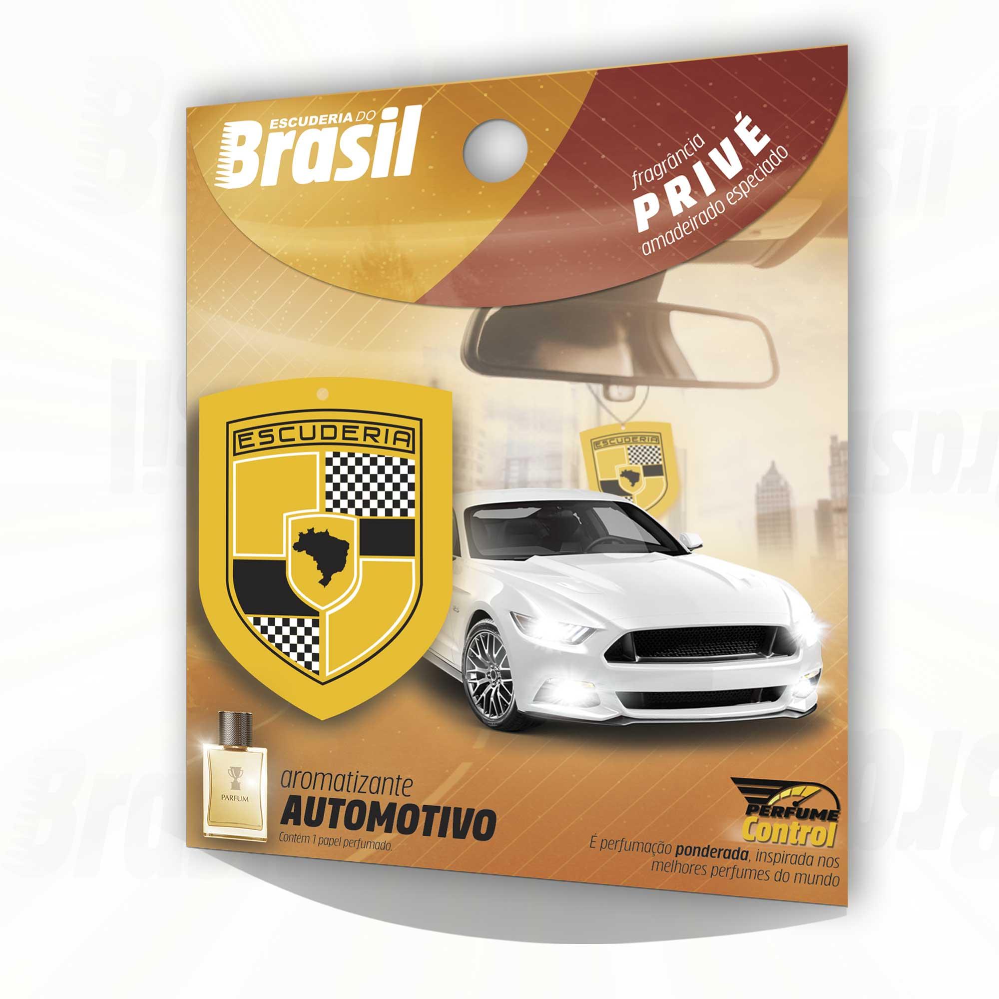Combo Privé PC 10 unidades  - Escuderia do Brasil