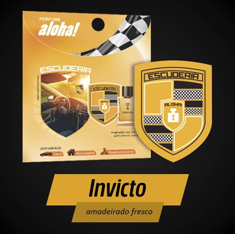Escuderia aloha INVICTO  - Escuderia do Brasil