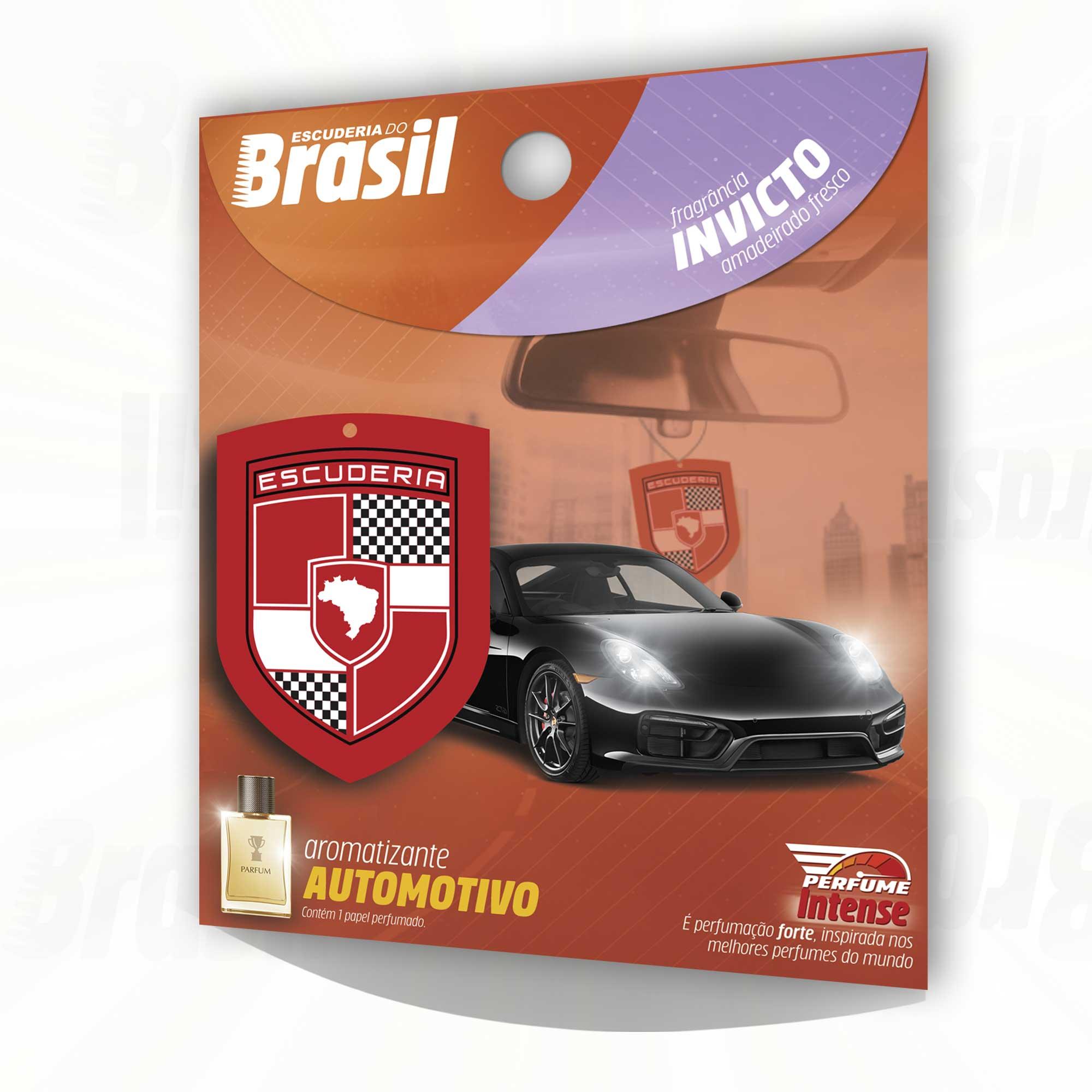 Invicto - Perfume Intense  - Escuderia do Brasil