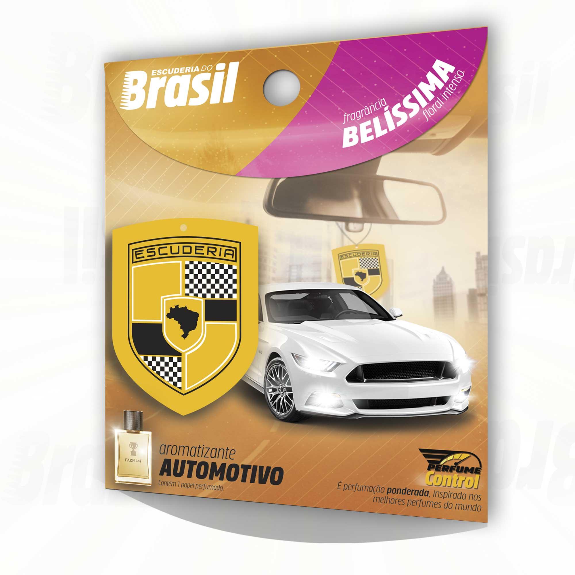 kit POWER  20 unidades - Escuderia Perfume Control Atacado  - Escuderia do Brasil