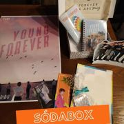 SódaBox - 1º Edição: BTS - Young Forever