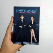 Kdrama - What's Wrong with Secretary Kim?