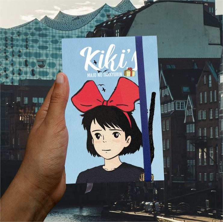 Anime - Serviço de Entrega da Kiki  - Lojinha Só Dasoh