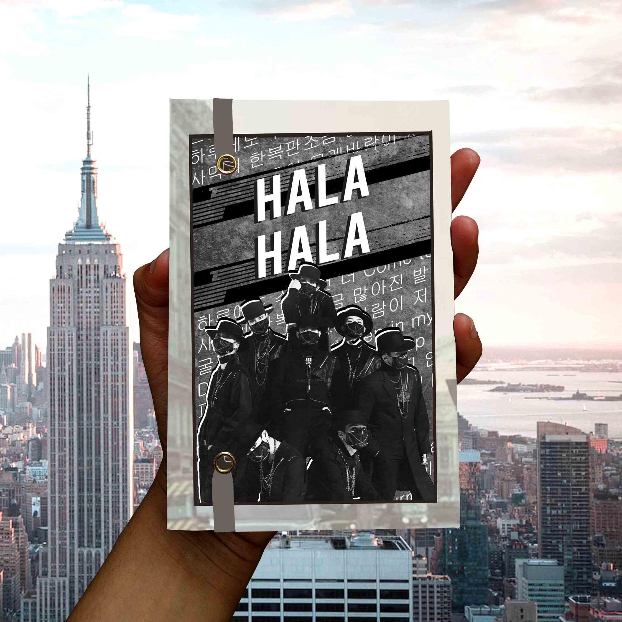 Ateez - Say My Name/ Hala Hala  - Lojinha Só Dasoh