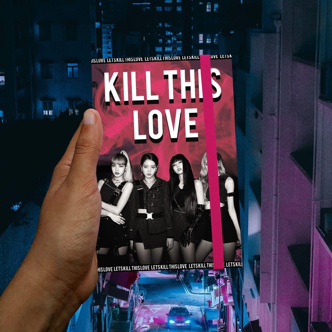 Black Pink- Kill This Love (Projeto Fanbase)  - Lojinha Só Dasoh