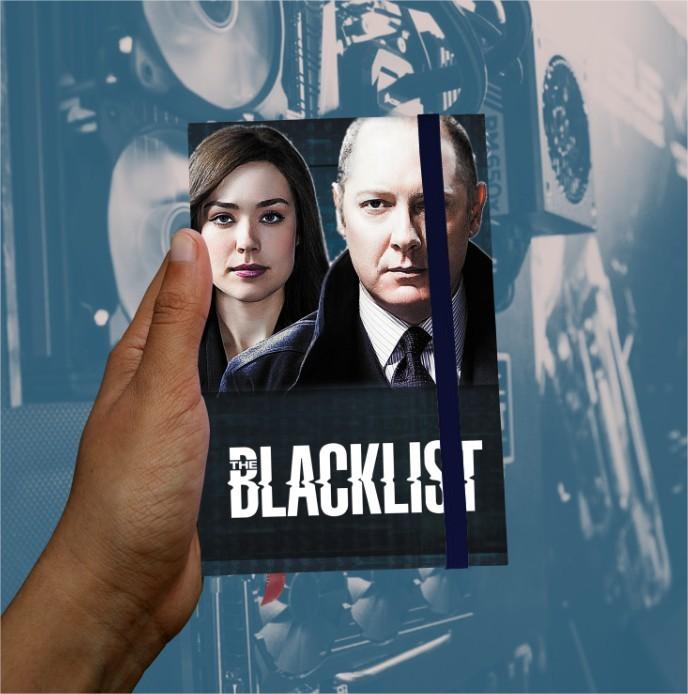 Blacklist - Especial séries  - Lojinha Só Dasoh