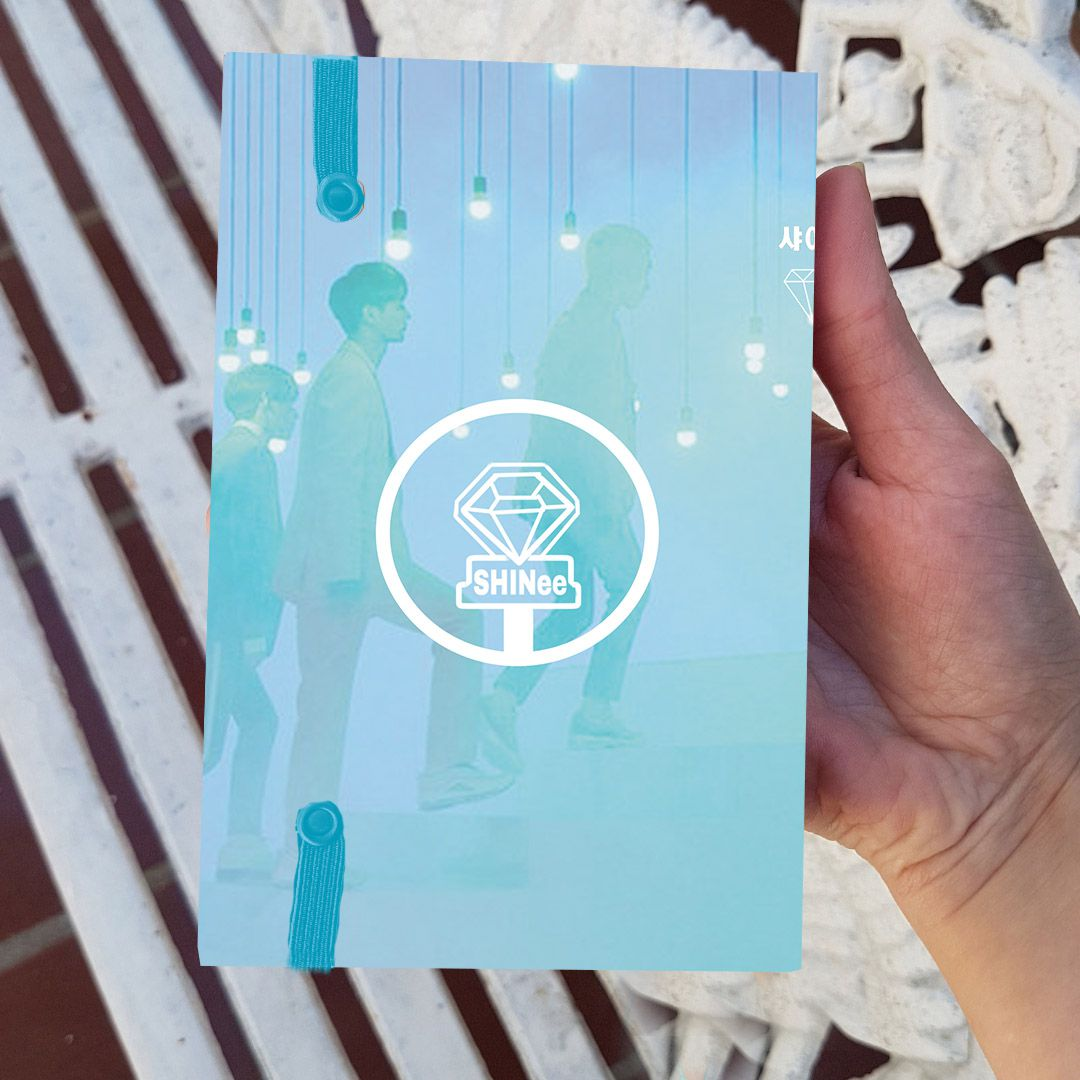 Shinee - Blue  - Lojinha Só Dasoh