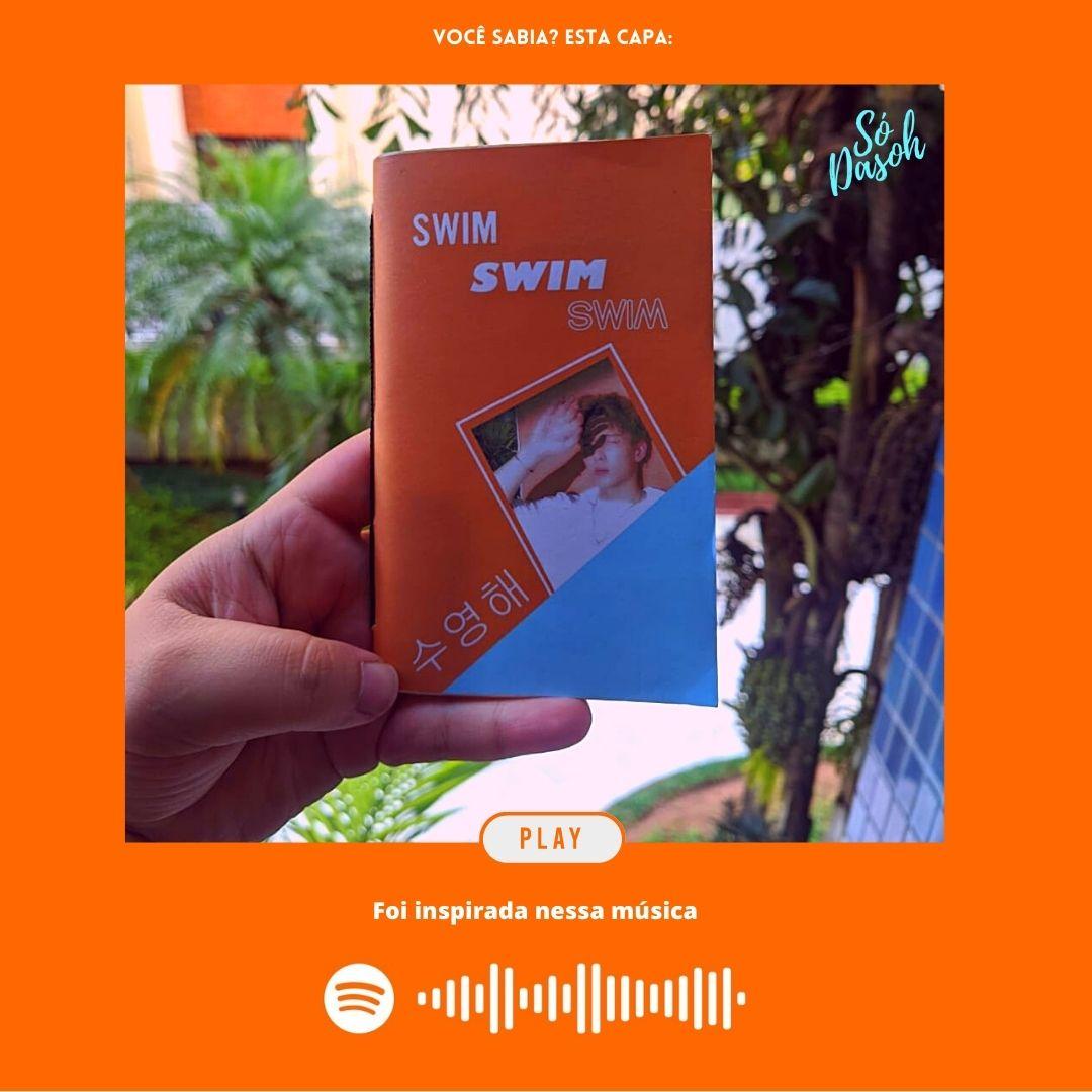 Bobby - Swim  - Lojinha Só Dasoh
