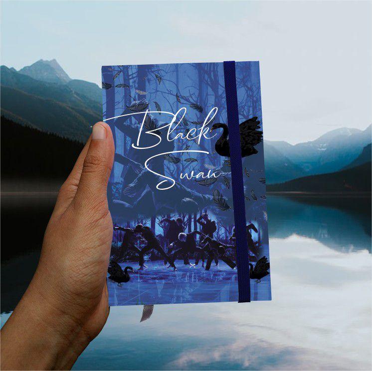 Bts - BlackSwan  - Lojinha Só Dasoh